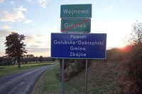 I tym oto optymistycznym akcentem, zakończyłem kolekcjonowanie gmin mojego rodzimego województwa:))).