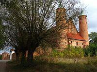 Kościół obronny w Brochowie