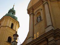 Kościół św. Marcina - rzeźba zrekonstruowana komputerowo
