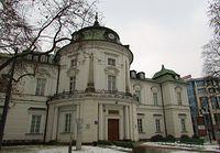 Pałac Przebendowskich