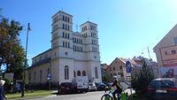 Wyprawa, dzień 7 - drewniana cerkiew prawosławna w