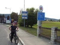 Granica Polsko Czeska