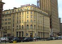 Siedziba programów informacyjnych Telewizji Polskiej