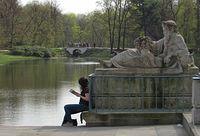 Rzeźba Tyber