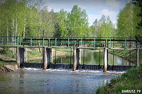 Jaworzno Szczakowa - Mostek nad kanałem