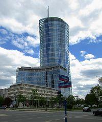 Warsaw Spire i Bellona