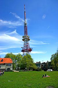 Wieża RTV na Ślęży
