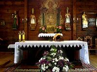 Kaplica p.w. św. Floriana w Pustyni z 1639 r