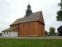 Kościół p.w. św. Stanisława Biskupa i Męczennika w Modzerowie z 1796 r