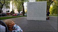 Edukujemy się. Pomnik rotmistrza Witolda Pileckiego