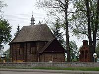 Kucice (Mazowsze). Kościół pw. św. Michała Archanioła