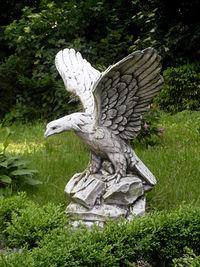 Pomnik Orła Bielika w miejscowości Pargowo