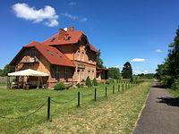 Rezydencja Stary Dworzec - na trasie ścieżki rowerowej