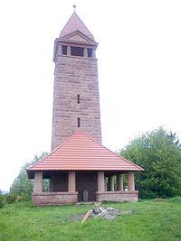 Wieża na Górze św.Anny
