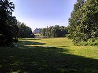 Park i pałac w Pszczynie