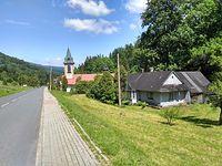 Zjazd do Szczyrku