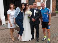 Ślub Eweliny i Łukasza