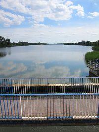Jezioro Rogozińskie w Rogoźnie