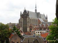 Lejda - kościół