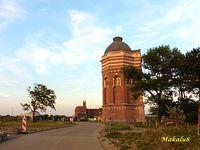 Scheveningen - wieża ciśnień