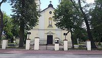 Kontrola czasu w Borzęcinie