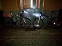 Night Bike... Nasze maszyny nocą