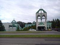 Jakiś kościół w Jastrzębiu