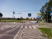 Rondo Myśliwska / 20 Stycznia