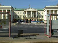 Plac Bankowy i Ratusz