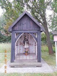 Kapliczka pod wezwaniem Świętego Jana Nepomucena w Dębowej Górze