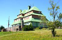 Masarykova Chata na Serlichu