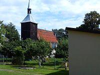 Kościół w miejscowości Marynowy