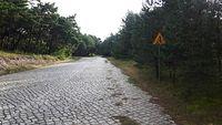 Droga do Mrzeżyna