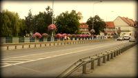 Międzyrzecz - most na Obrze