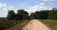 Bunkry linii Mołotowa w okolicy Wólki Zamkowej