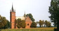 Kościół w Pobikrach