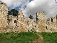 Zamek Bydlin