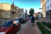 Na ulicach Świnoujścia