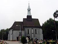 Orzesze-kościół św. Wawrzyńca