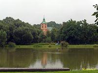 Kończyce Małe - Sanktuarium