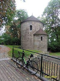 Zamek, Cieszyn-GIANT pod rotundą