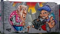 Graffiti w Ząbkowicach