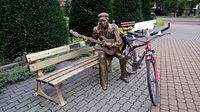 Siedzieć na ławeczce czy jeździć na rowerze? Oto jest pytanie ;-)