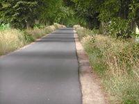 Borowno... I znowu fajny asfalt