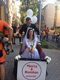 Ślub Marty i Damiana