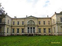 Pałac Wielopolskich w Chroberzu_3