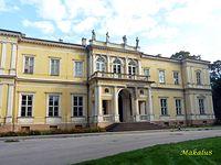 Pałac Wielopolskich w Chroberzu_2