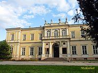 Pałac Wielopolskich w Chroberzu
