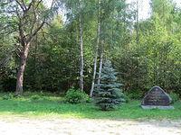Bielawy miejsce po leśniczówce