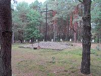 Inowłódz - Cmentarz z okresu I WŚ
